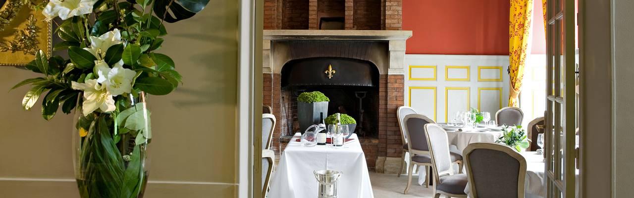 Restaurant gastronomique en Provence